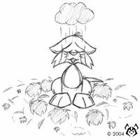 Poor Ataru by MalamiteLtd