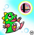 What a strange-looking bubble...! by MalamiteLtd