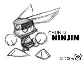 Chunin Ninjin by MalamiteLtd