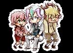 Tron Trio