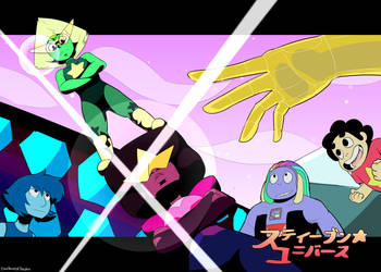 Fight The Diamond by TheBorealYoako