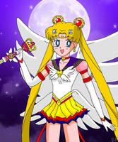 Eternal Sailor Moon 2 by maskeraderosen
