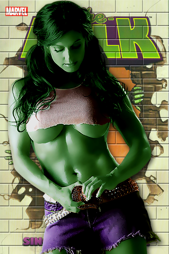 Mean Green Love Machine by Corvasce1982