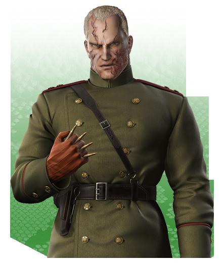 Volgin Snake Eater 3D render by The-Blacklisted