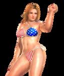 DOA 5 Tina Bikini Render