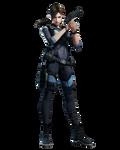 Jill Valentine Resident Evil Revelations Console