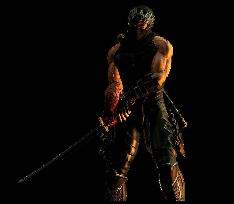 Ninja Gaiden 3: Ninja Gaiden 3 Screenshot Render By Corvasce1982 On DeviantArt