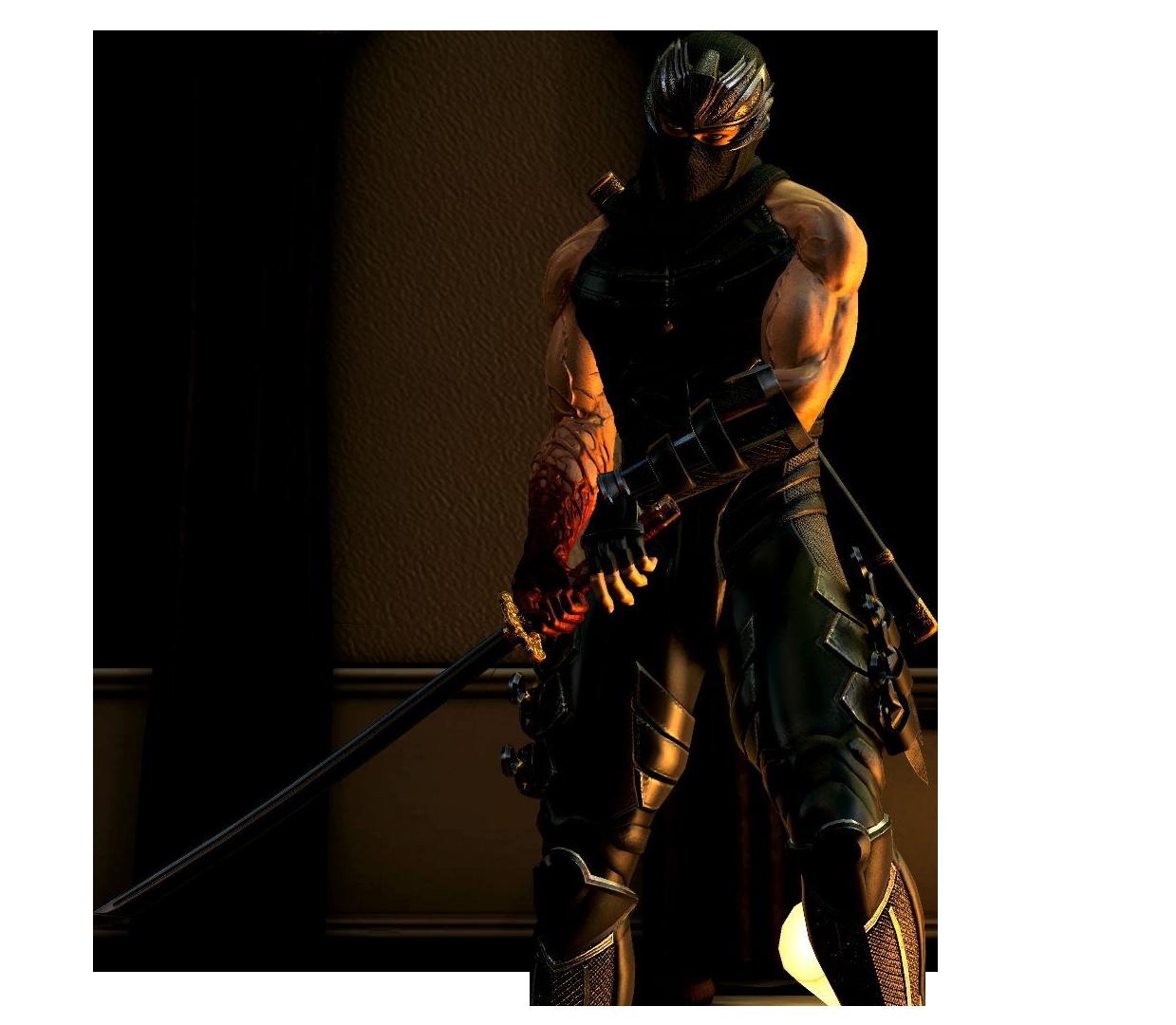 Ninja Gaiden 3 Screenshot Render By The Blacklisted On Deviantart