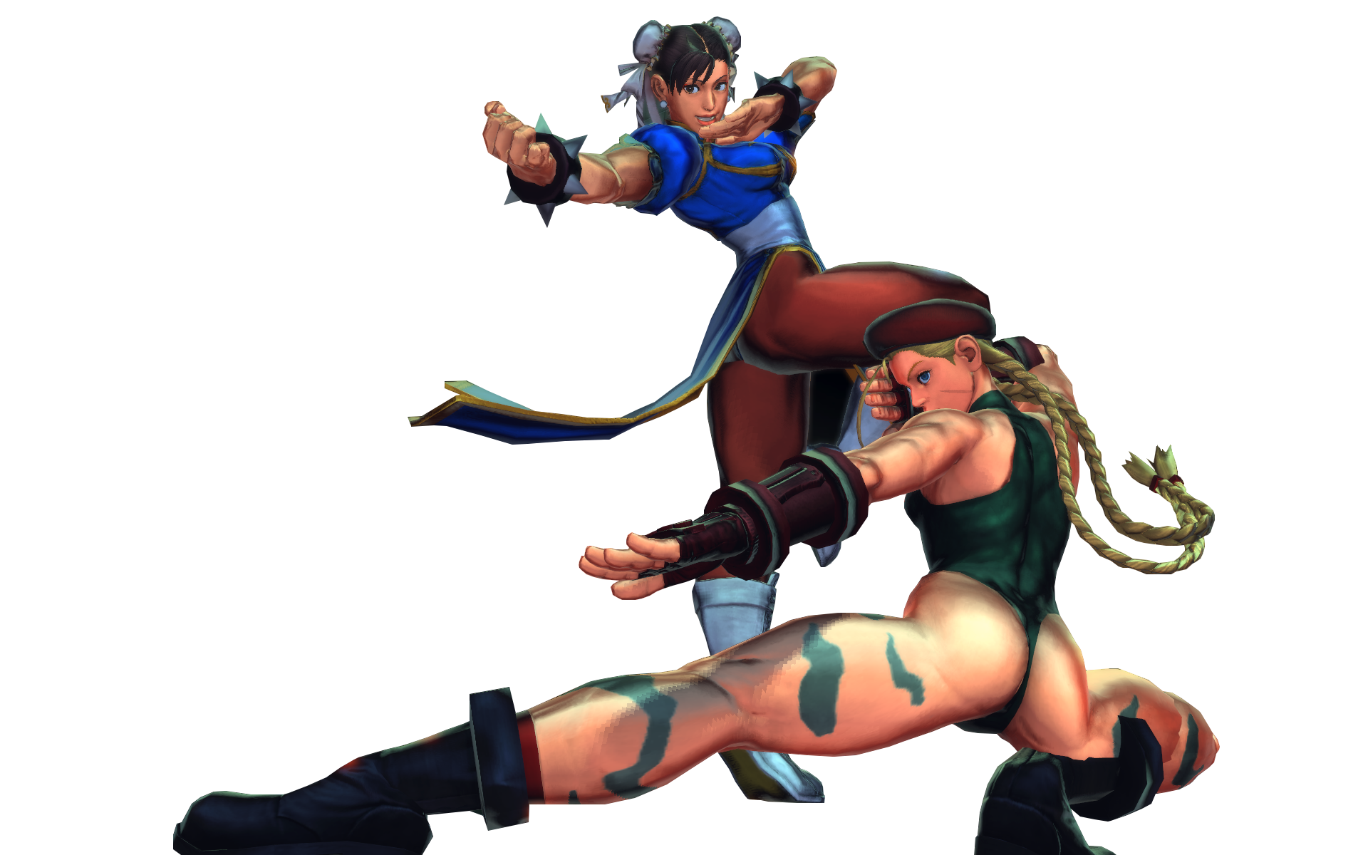 SFxT Screenshot Render by Corvasce1982