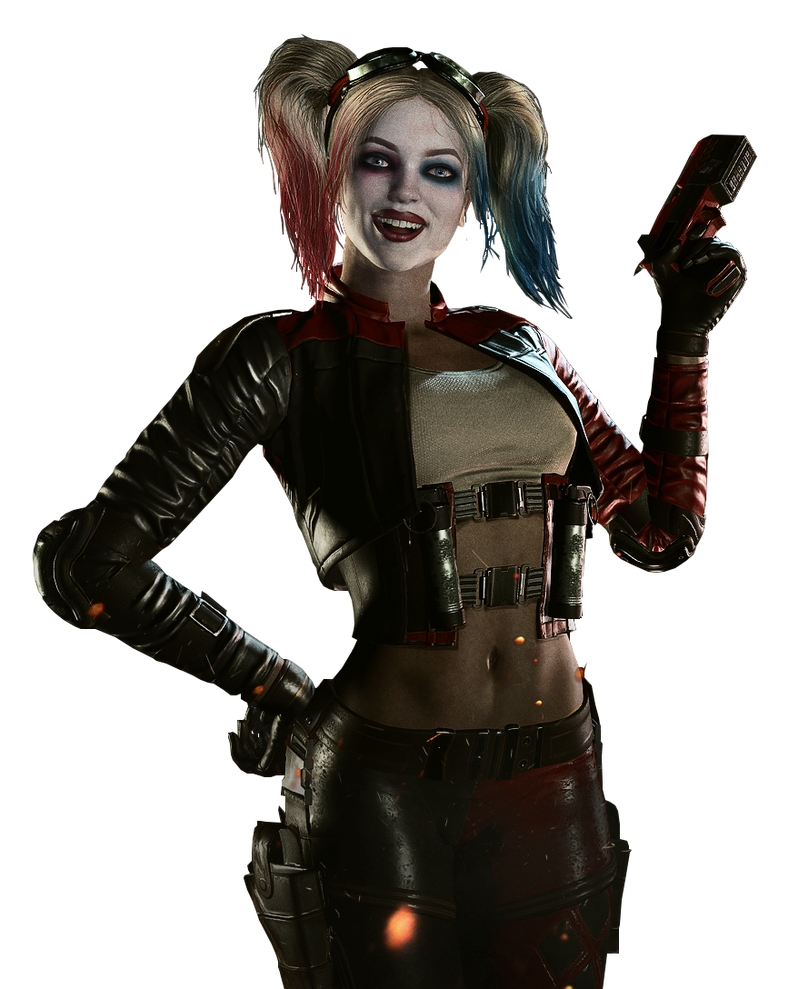 Injustice 2 Harley Quinn Wallpaper Render By The Blacklisted