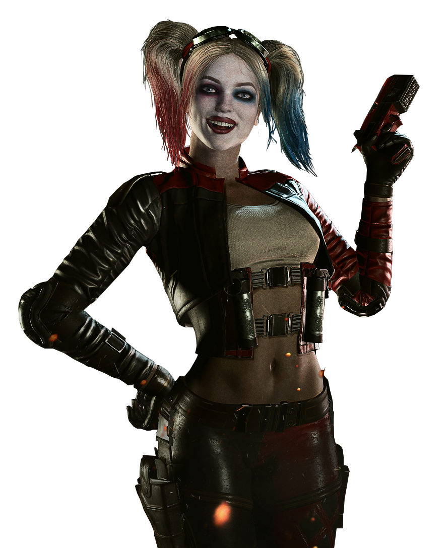 Injustice 2 Harley Quinn Wallpaper Render By The Blacklisted On