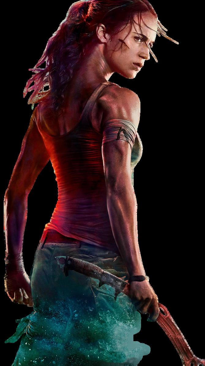 Tomb Raider 2018 by foxyfur60 on DeviantArt