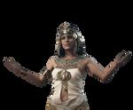 Assassin's Creed Origins Cleopatra Render 1