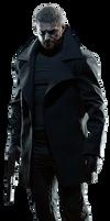 Village Resident Evil Chris Redfield Render