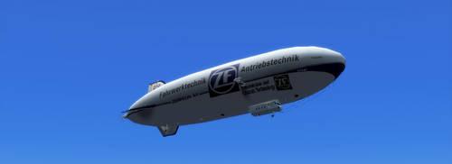 Zeppelin NT by TrafiraAir-1302