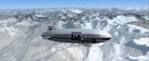 Zeppelin NT 3 by TrafiraAir-1302