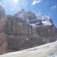 Athabasca - Mountains 1