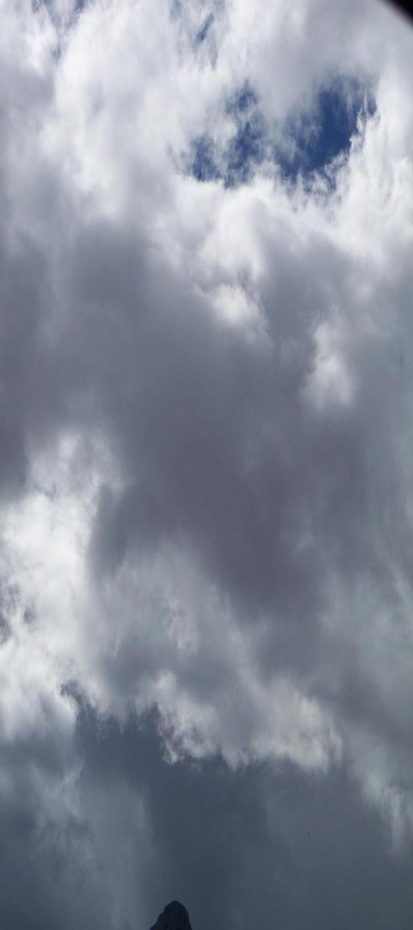 Cloudy Sky 2 by LadyAyakoTami