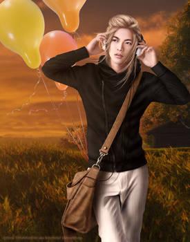 Hello Autumn by Dreamhuntress-sims