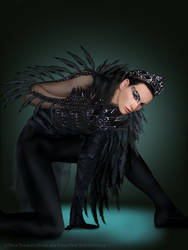 Black Swan by Dreamhuntress-sims