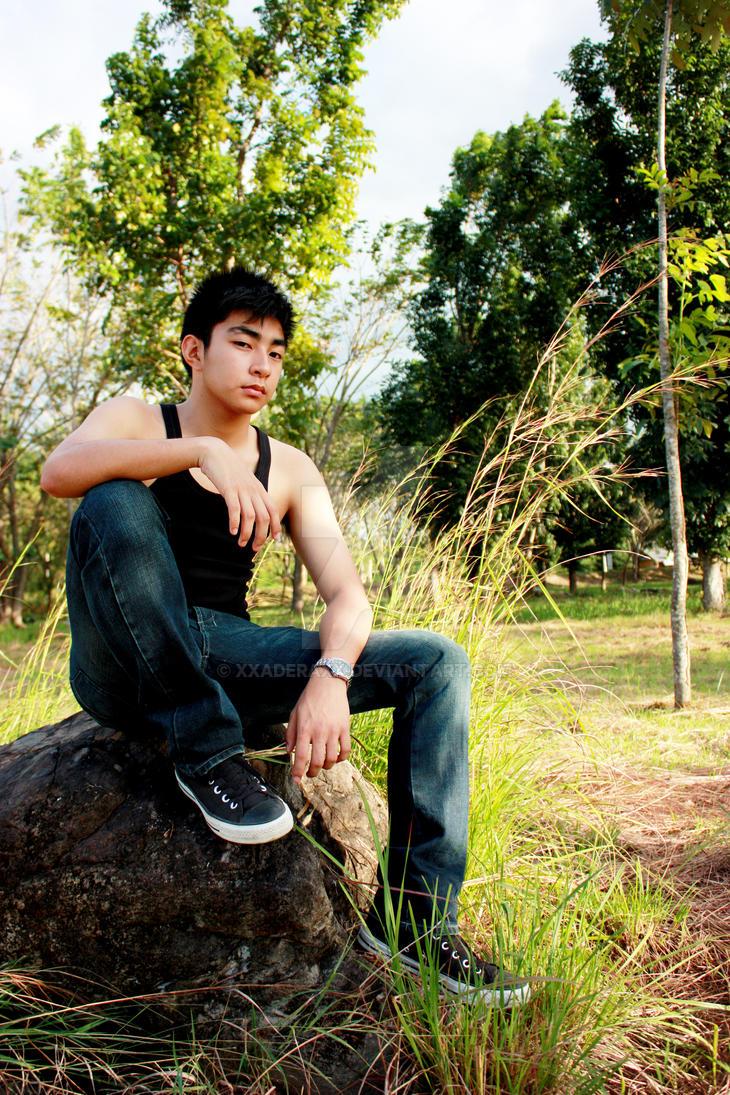 Jun Yang .6. by XxaderaxX
