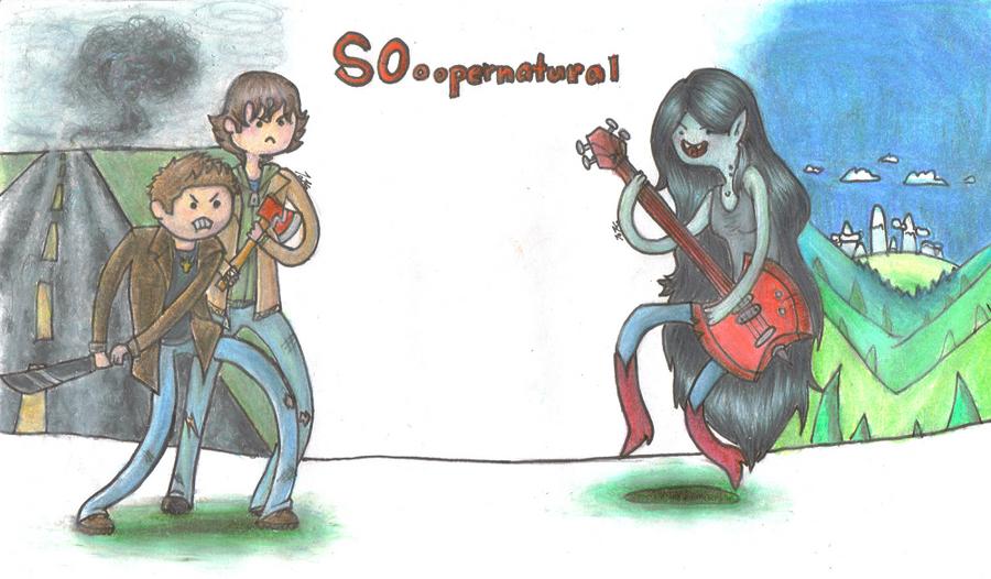 SOoopernatural by Karret