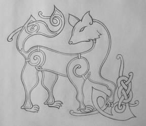 viking fox