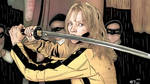 Kill Bill digital painting by Goggalor1990