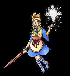 Astral Elemental Girl
