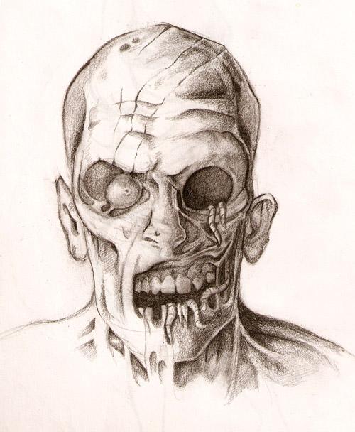 Zombie Flesh By Angiethepirate On DeviantArt