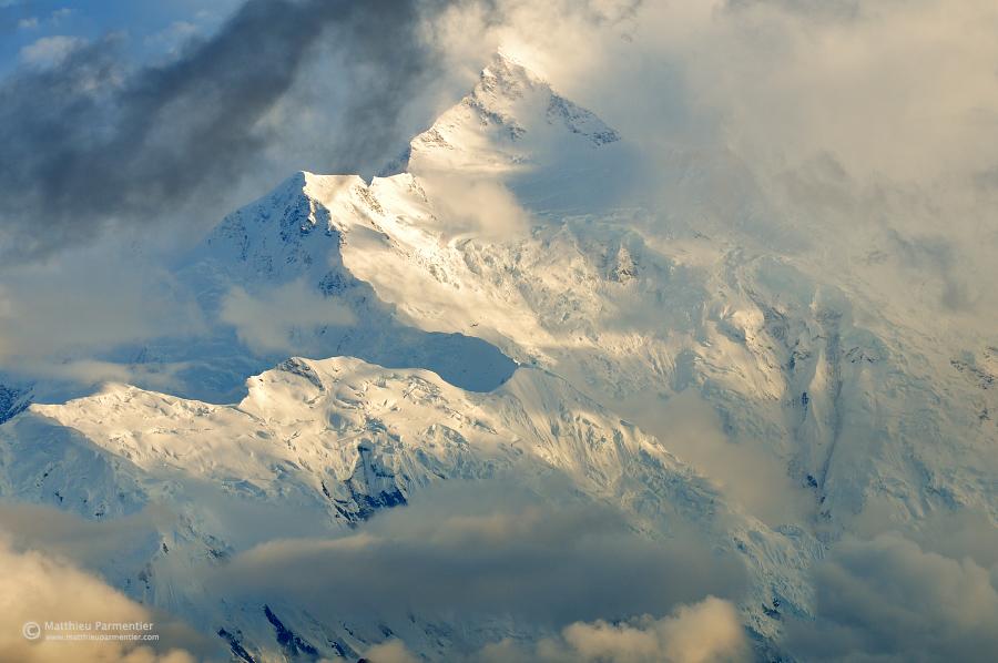 Alaska, Mount McKinley by matthieu-parmentier