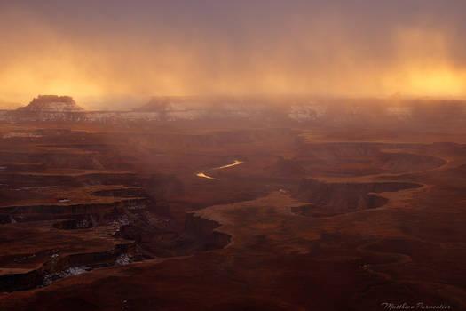 Burning Storm