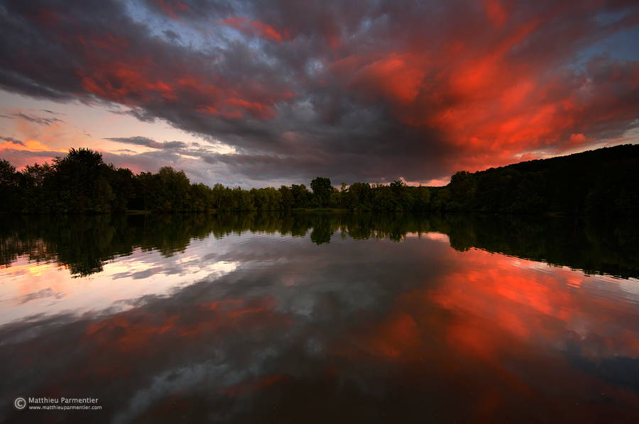 Spring Reflexion by matthieu-parmentier