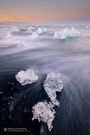 A world of ice by matthieu-parmentier