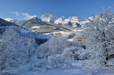 Fresh Snow by matthieu-parmentier