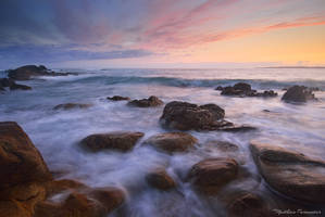 Silent waves by matthieu-parmentier