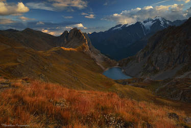 Autumn Loneliness by matthieu-parmentier