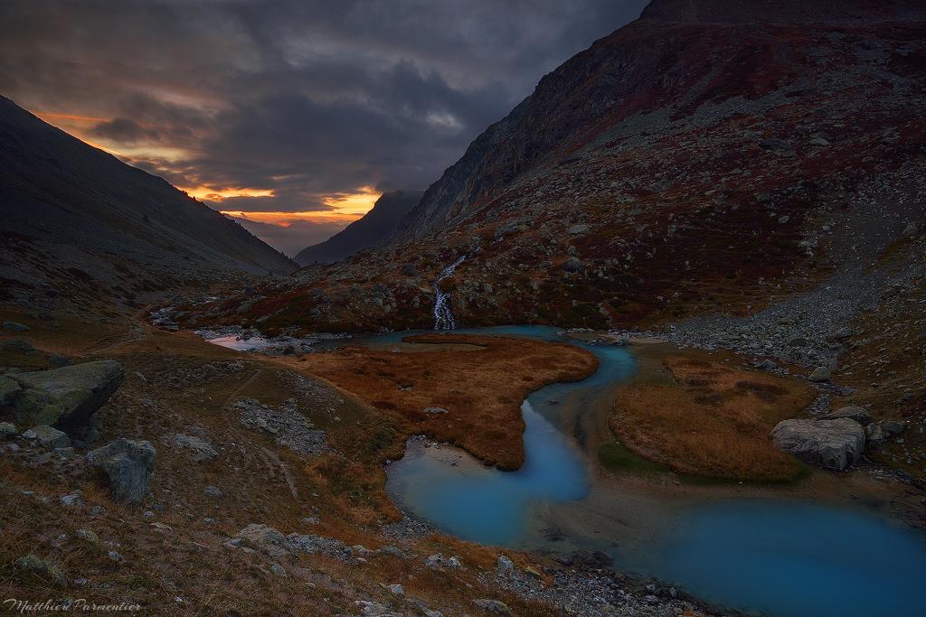 A river runs through it by matthieu-parmentier