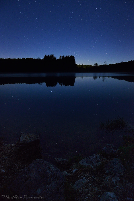 Nocturnal Reflection by matthieu-parmentier