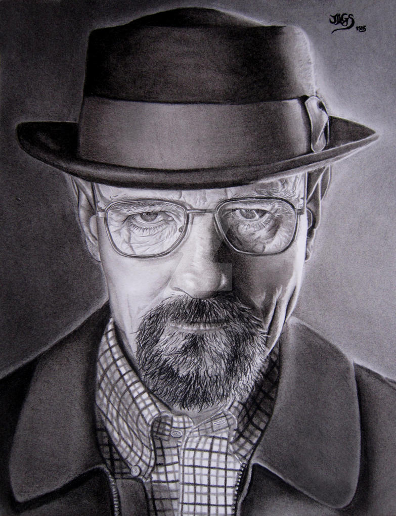 Walter White by Jags1585