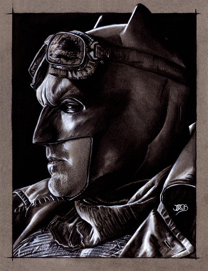 Knightmare Batman by Jags1585