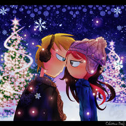 .White Christmas.