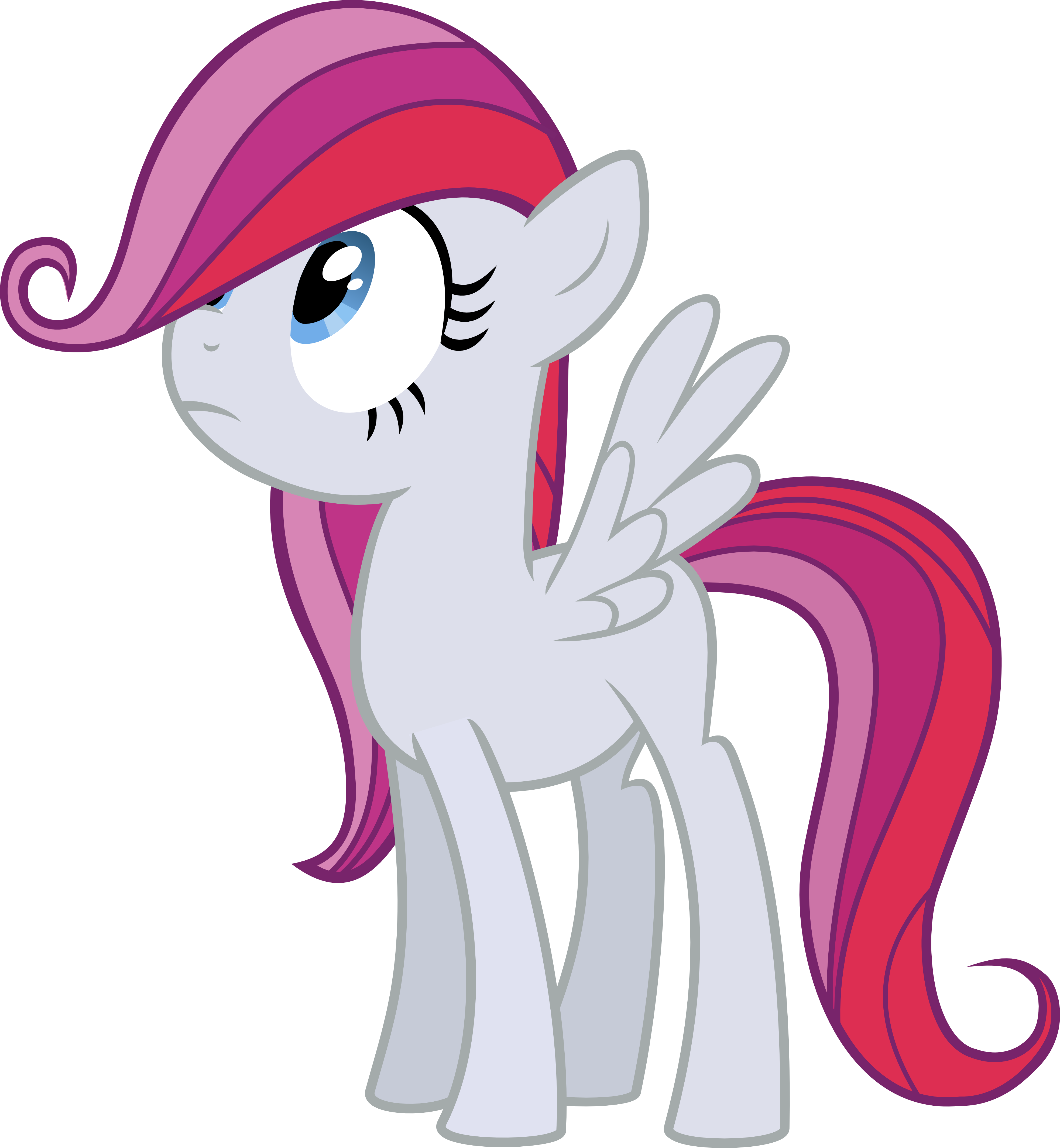 Filly Diamond Rose by Ispincharles on DeviantArt