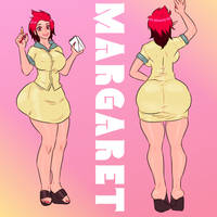 Margaret  by Jay-Marvel