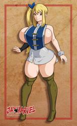 Lucy Heartfilia by Jay-Marvel
