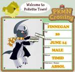 PKMN Crossing App - Finn