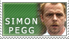 Stamp - Simon Pegg Fan by Wolfcurse