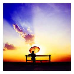 Raindrops Falling On My Head by I-Heart-Photo