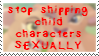 Unpopular Lion Guard Opinion Stamp by spaceCanine