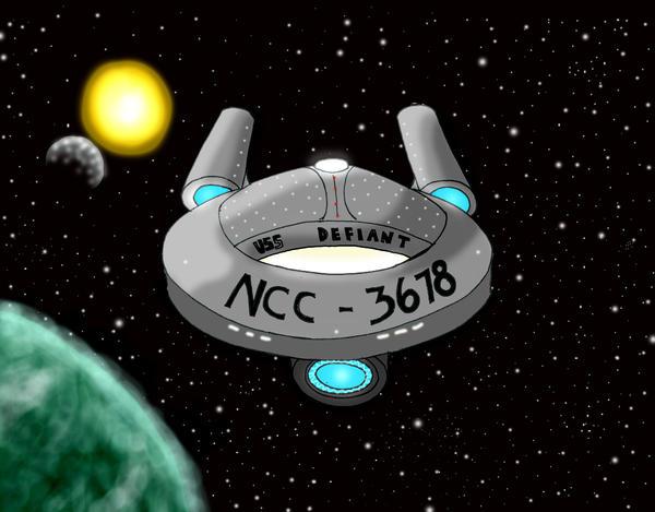 USS Defiant NCC-3678 Wallpaper by MoodyBeatleGirl ...